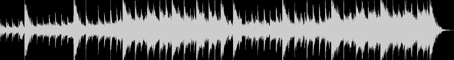 モダン テクノ 現代的 交響曲 室...の未再生の波形