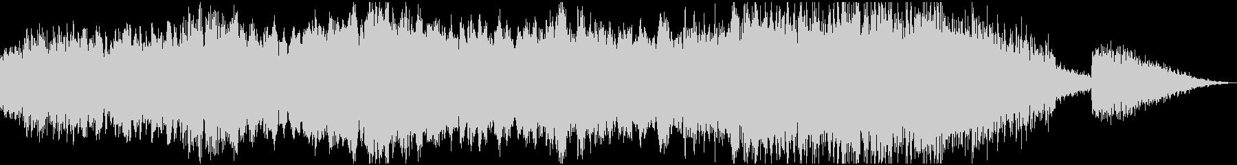 【ダークアンビエント】 占拠の未再生の波形