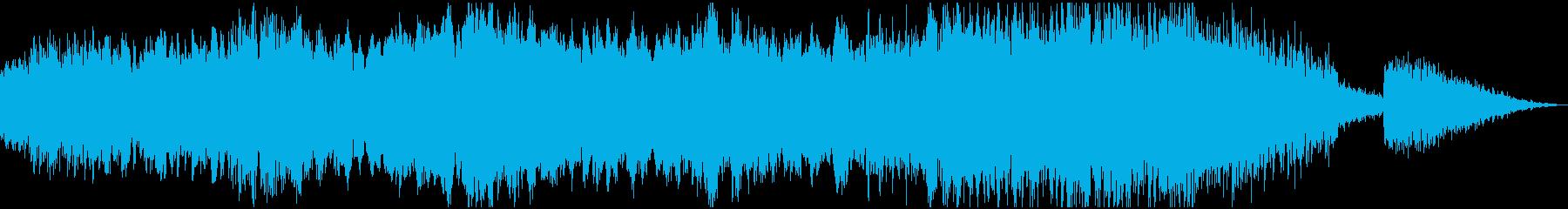 【ダークアンビエント】 占拠の再生済みの波形