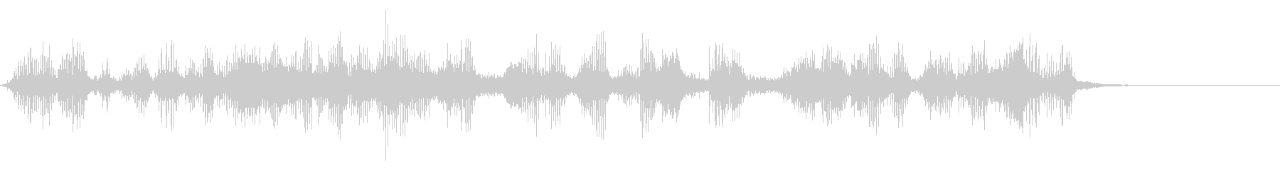 【生録音】フラミンゴの鳴き声 36の未再生の波形