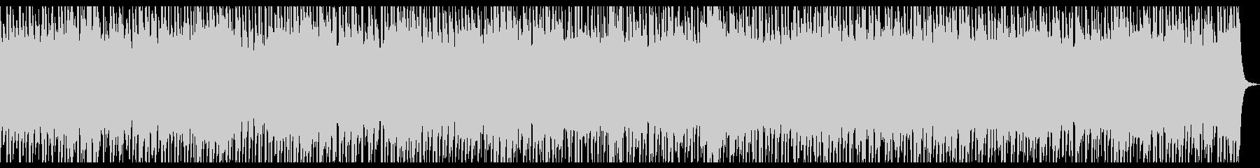 お洒落なテクノ・電子音楽 シンセポップの未再生の波形