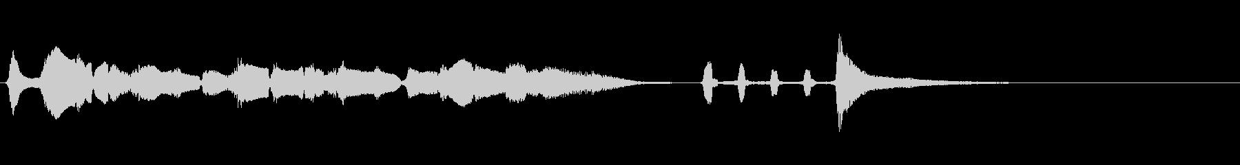 【生演奏】アコーディオンジングル49の未再生の波形
