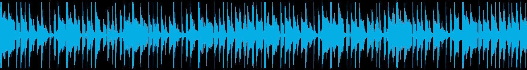 法人 コーポレートの再生済みの波形