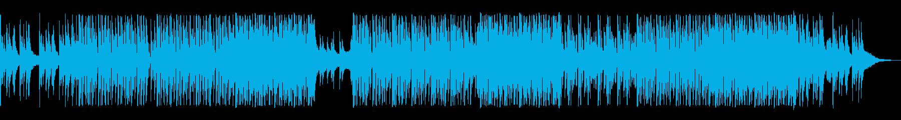 HIPHOPトラック/華やか/幻想的の再生済みの波形