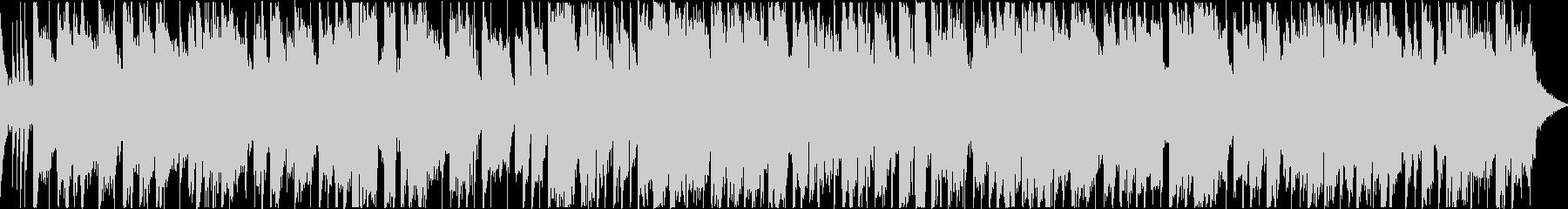 ジャズギターのスムースジャズ_ループ仕様の未再生の波形