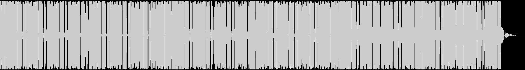 【アンビエント】ロング2の未再生の波形