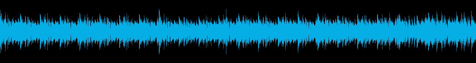 ジャズテイストで大人的、都会的[ループ]の再生済みの波形