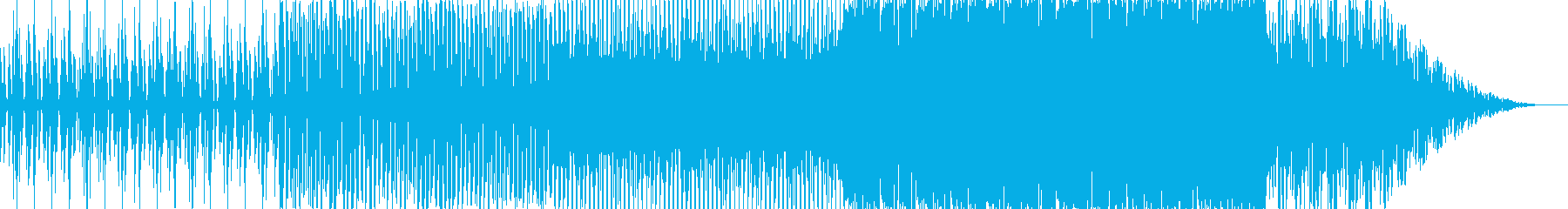 ★New Minimal Technoの再生済みの波形