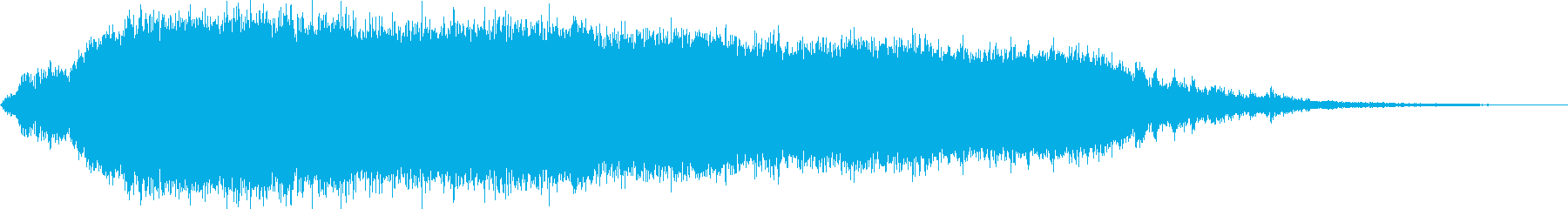 KANT怪獣の鳴き声Long2の再生済みの波形