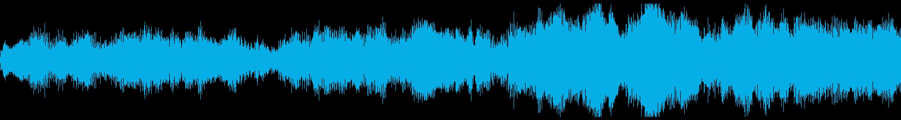 現代的 交響曲 緊張感 ファンタジ...の再生済みの波形