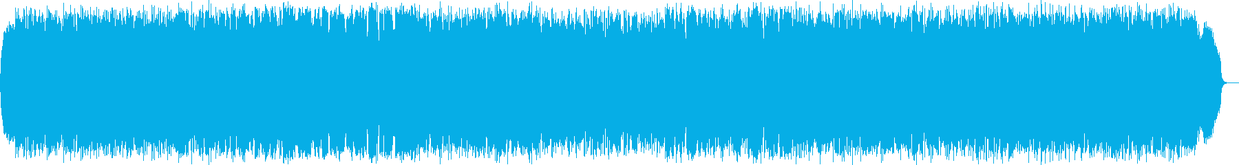 力強く幻想的なケーナのニューエイジ音楽の再生済みの波形