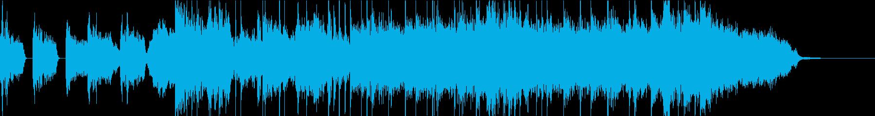 ROCKなオープニングタイトル!!の再生済みの波形