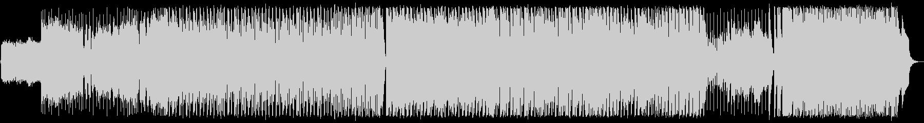 ラプソディ・イン・ブルー/ポップアレンジの未再生の波形