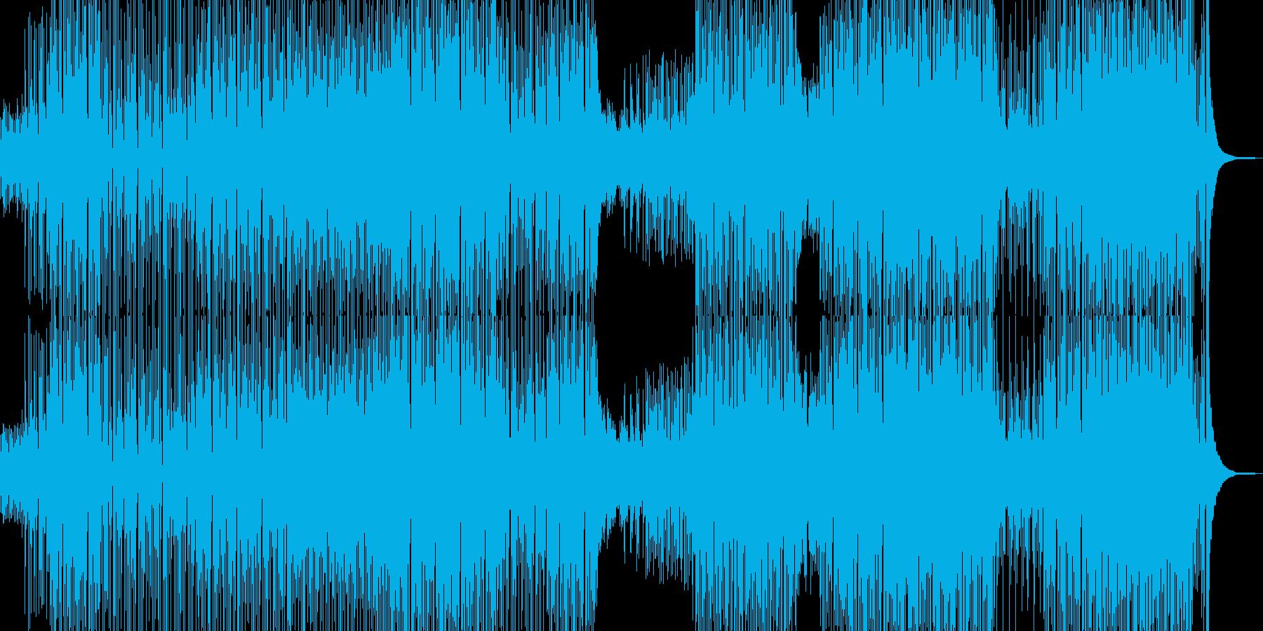 カラフルでユメカワなピコピコポップス Bの再生済みの波形