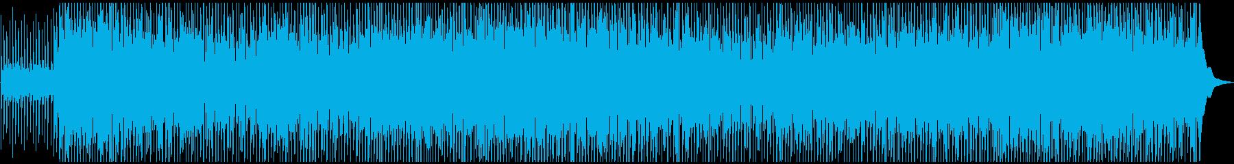 ポジティブでキャッチーな歌。の再生済みの波形