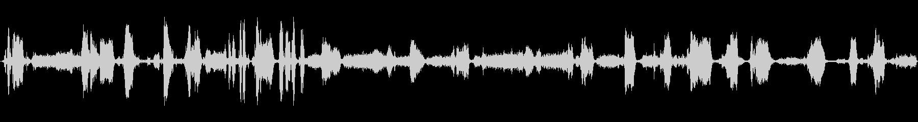 RADIO ACROSS BAND...の未再生の波形