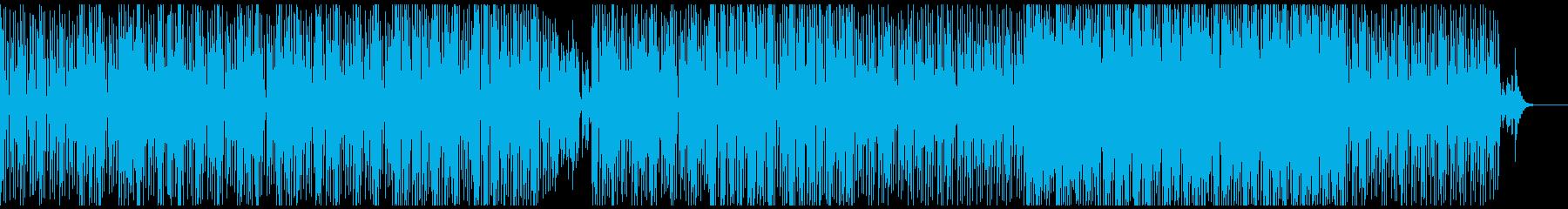 企業vp・CM・オシャレ応援歌イベント系の再生済みの波形