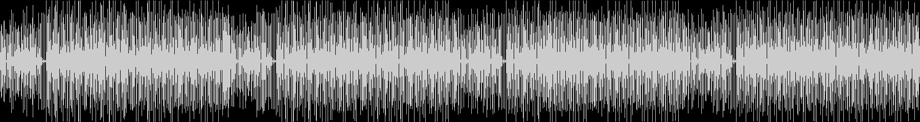 優しいウクレレ・まったり生配信ループの未再生の波形