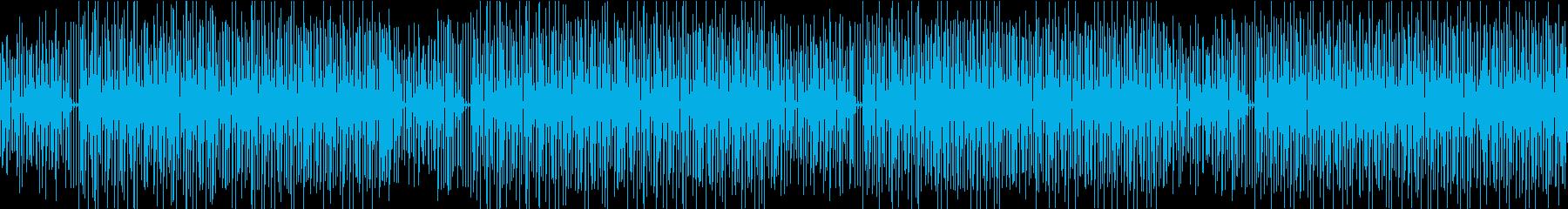 優しいウクレレ・まったり生配信ループの再生済みの波形
