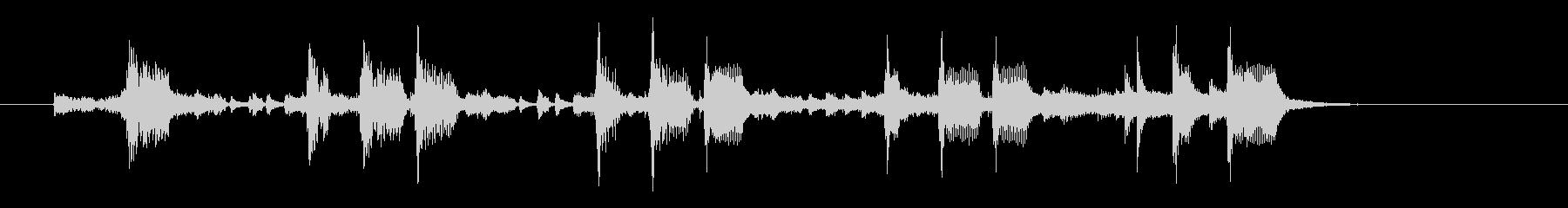 【13秒】オープニング等に合うBGMの未再生の波形