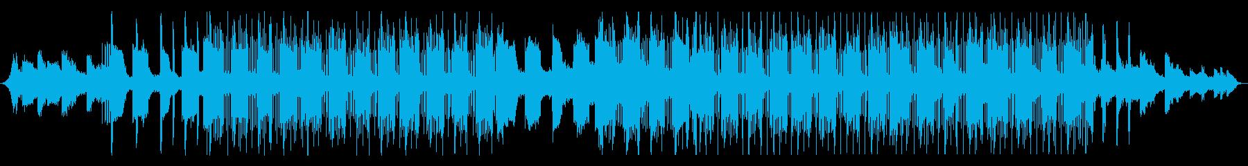 チルアウト/R&B/少し切ない/夢の中の再生済みの波形