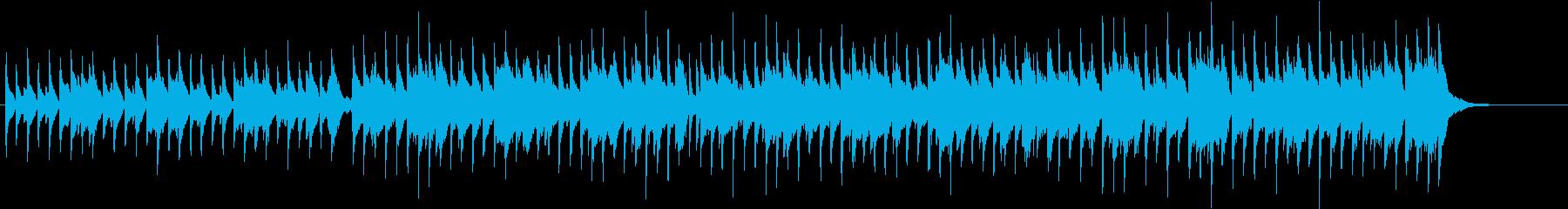 CM用10、陽気で可愛いキッズ・ペットbの再生済みの波形