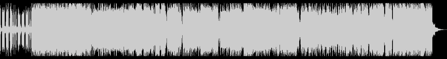 コミカル&ヘビーな3連系のチップチューンの未再生の波形