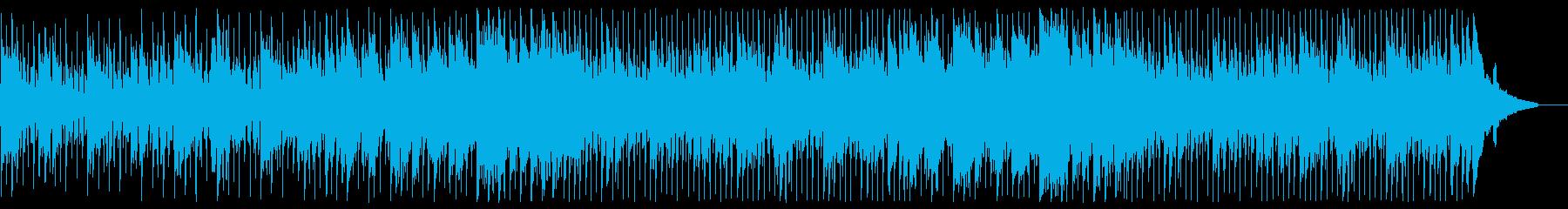 前向きで爽やか軽快なピアノポップの再生済みの波形