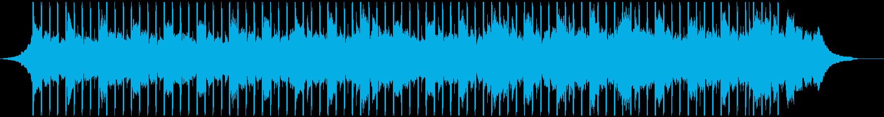企業の高揚(60秒)の再生済みの波形