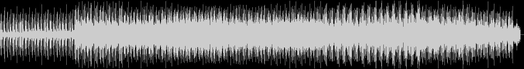 【重低音】ミドルテンポでダークな雰囲気の未再生の波形