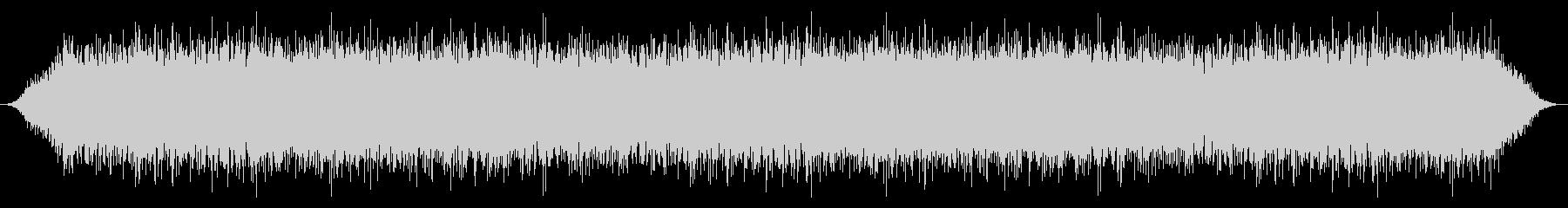 PC 駆動音02-07(ロング)の未再生の波形