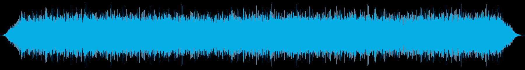 PC 駆動音02-07(ロング)の再生済みの波形