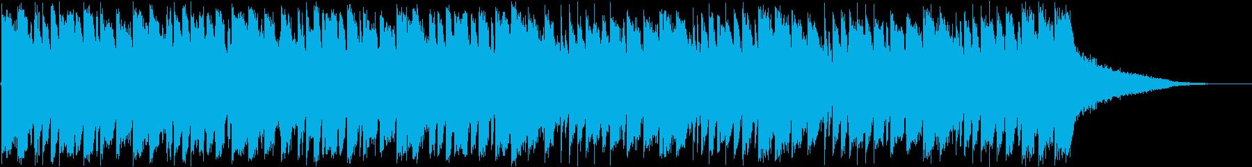 対決・決闘・戦い・ロックの再生済みの波形