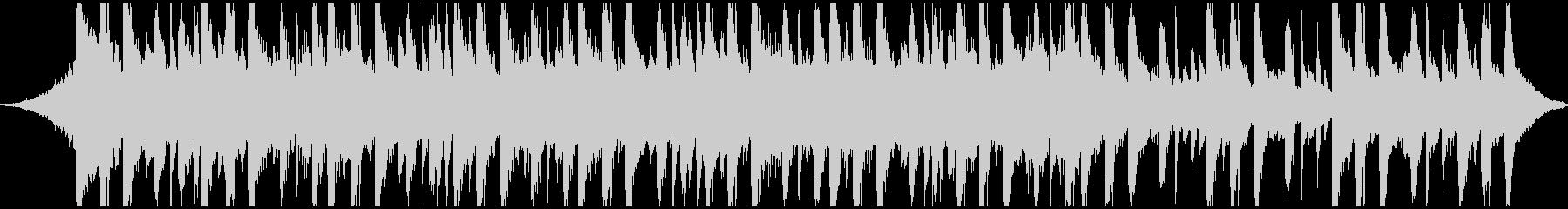 技術的なサウンドのシンセパターン、...の未再生の波形