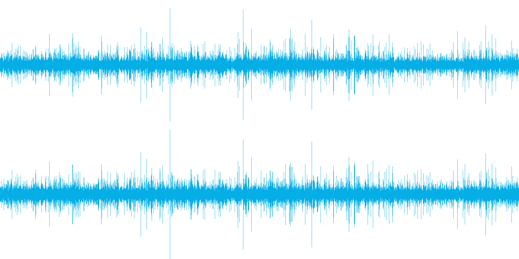 神社 手水舎の水音 水の流れ ループ可の再生済みの波形