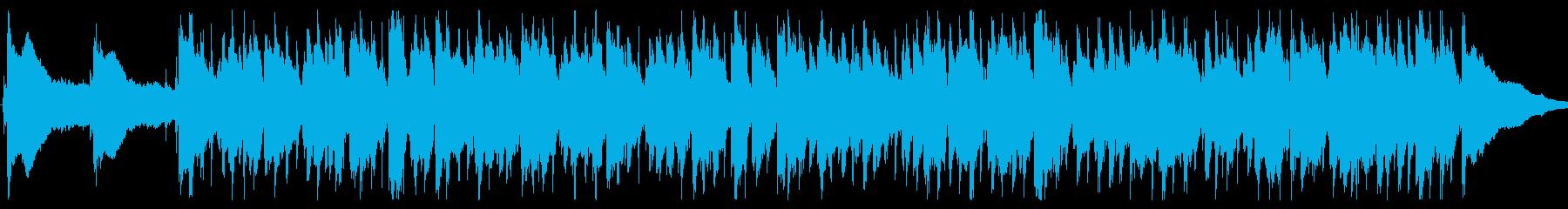 ポジティブでフレンドリーなソフトロ...の再生済みの波形