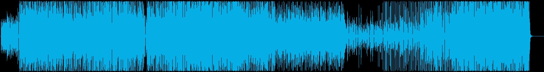 とてもとてもサーカスなフロラの再生済みの波形