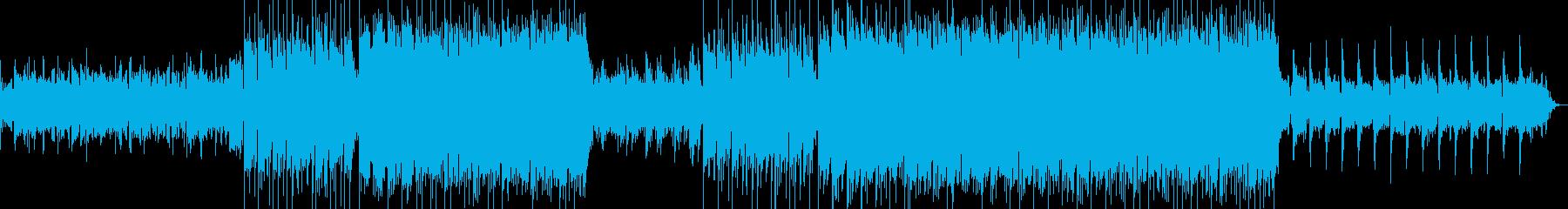 ピアノの旋律が心に染みる切ないバラードの再生済みの波形