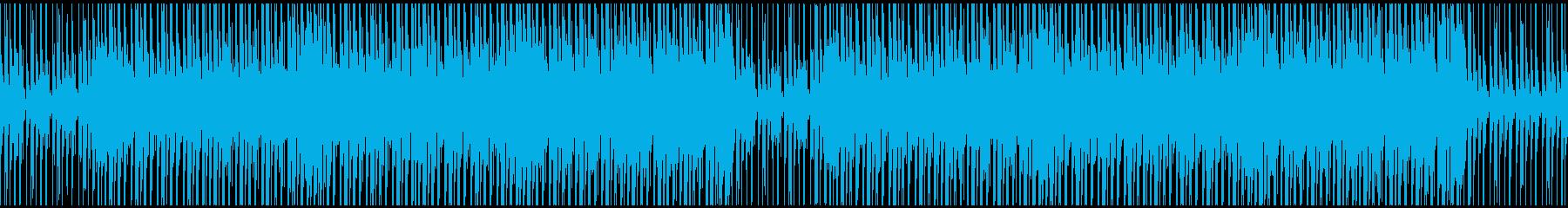 【ループ対応】シンプルなトロピカルハウスの再生済みの波形