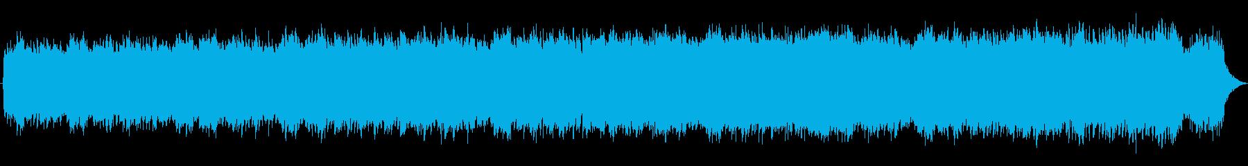 幻想的・神秘的・水族館・プラネタリウムの再生済みの波形
