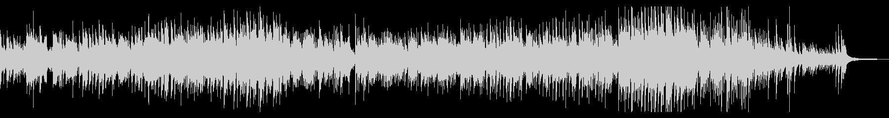 バイオリンの感動的なバラード/結婚式の未再生の波形