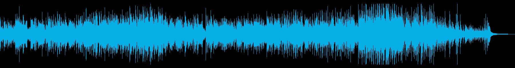 バイオリンの感動的なバラード/結婚式の再生済みの波形