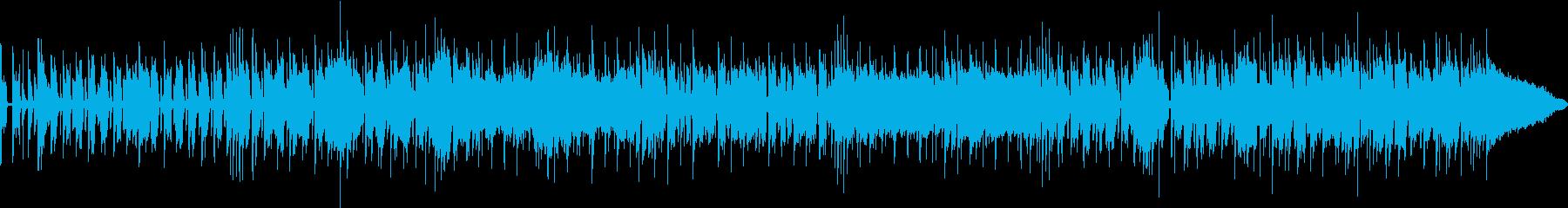 代替ジャムの再生済みの波形