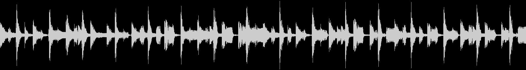 低音駆動のファンキーなグルーヴ。効...の未再生の波形