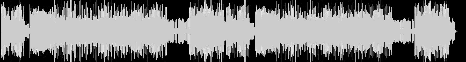 デスロック、ハードロック系 BGM261の未再生の波形
