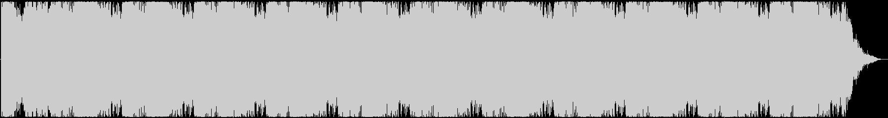 ドローン マーキュリー03の未再生の波形