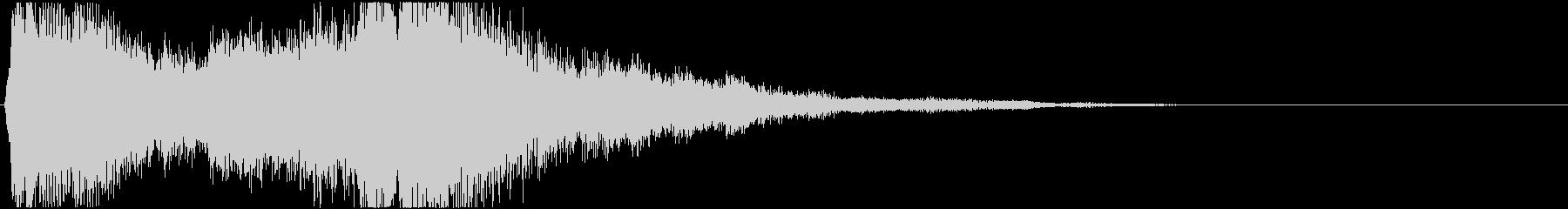 ダークで緊迫感のあるシネマティック曲 cの未再生の波形