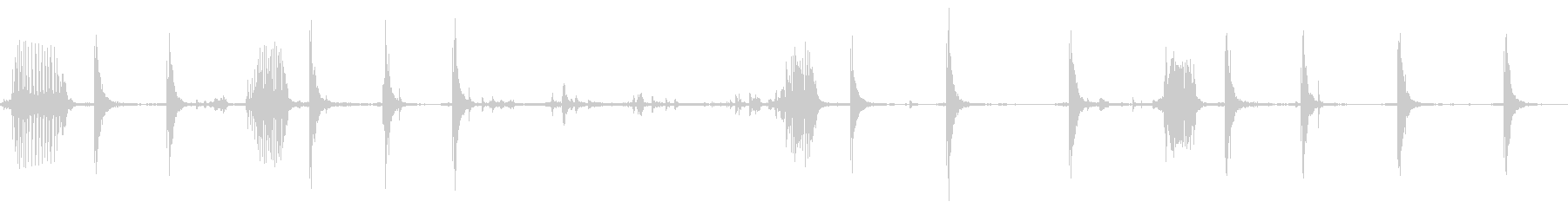 大きなバーンドア:ウィンドバーンア...の未再生の波形