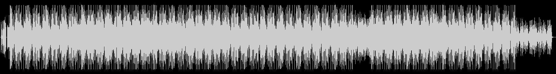 ストリングスメイン大人なディスコファンクの未再生の波形