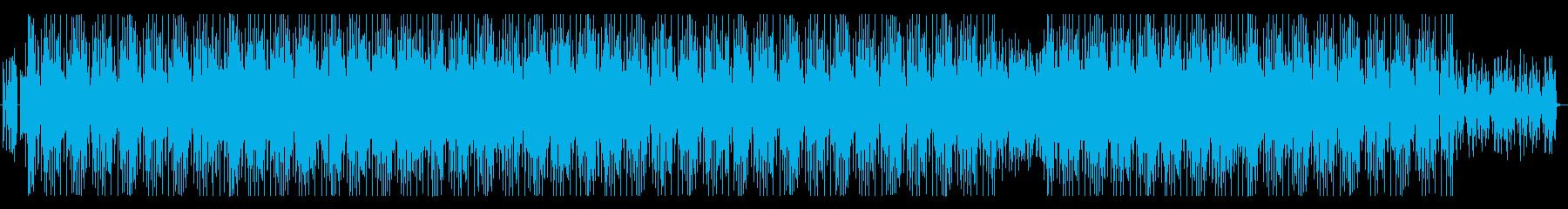 ストリングスメイン大人なディスコファンクの再生済みの波形